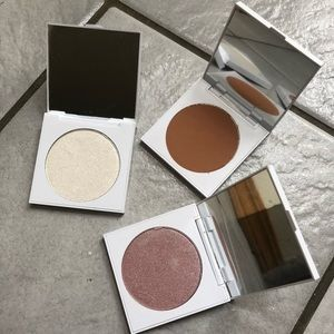 Colourpop Bundle- 2 Highlighters and a Bronzer